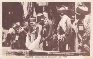 PALERMO - Catacombe dei Cappuccini , Italy , 1910s