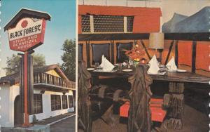 Black Forest Steak & Schnitzel House , WHITE ROCK , B.C. , Canada, 50-60s