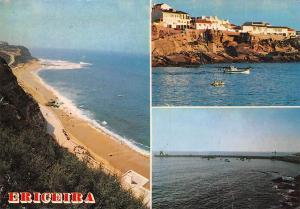 Portugal Ericeira multiviews souvenir coast plage beach