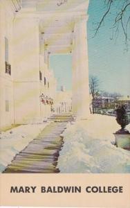 Virginia Staunton Lyda Bunker Hunt Dining Hall Mary Baldwin College