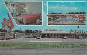 RT 66 ; TULSA , Oklahoma , 50-60s ; Sands Motor Hotel