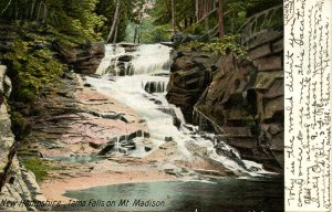 NH - Mt. Madison, Tama Falls