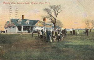 ATLANTIC CITY , New Jersey , 1909 ; Golf Course , Country Club