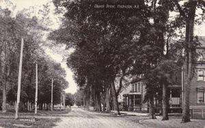 Church Street , FREDERICTON , New Brunswick , Canada , PU-1910