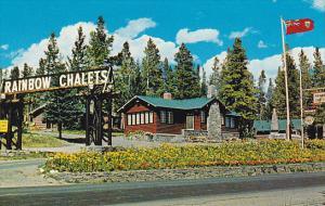 Canada Rainbow Chalets Banff Alberta