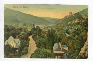 Baden b. Wien, Austria, PU at Baden Nieu Osterr 1909