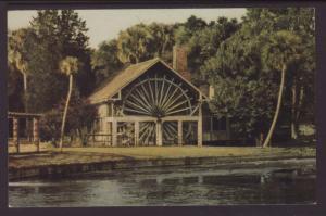 Old Spanish Sugar Mill,DeLeon Springs,FL