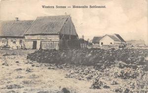 Canada Toronto Western Scene - Mennonite Settlement