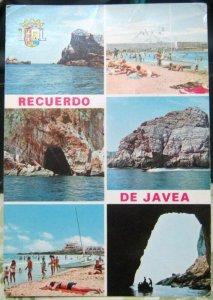 Spain Recuerdo De Javea - posted