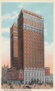 Philadelphia , Pennsylvania , 1910s ; Hotel Adelphia