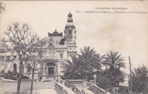 Theater et Terrasses, MONTE-CARLO, Monaco, 00-10´s