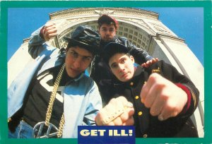 Get ill band boys hats Postcard