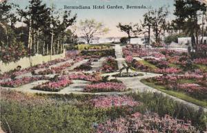 Bermuda Bermudiana Hotel Garden