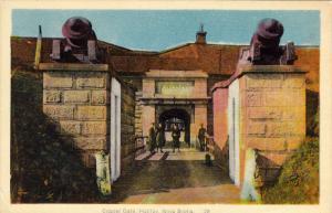 Citadel Gate, HALIFAX, Nova Scotia, Canada, 1910-1920s