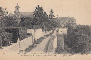 LANGRES, France, 1900-10s; Remparts S.E.