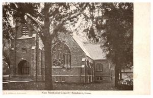 Connecticut  Simsbury , New Methodist Church