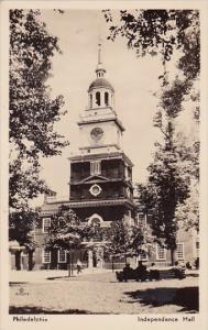 Independce Hall Philadelphia Pennsylvania