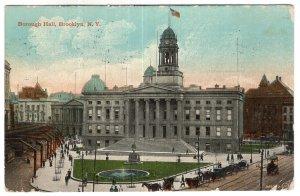 Brooklyn, N.Y., Borough Hall