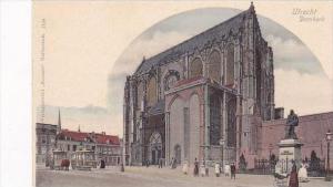 Netherlands Utrecht Domkerk