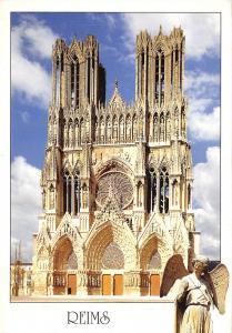 BF504 reims la cathedrale notre dame  france