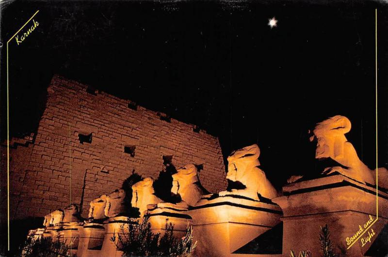 Egypt The Temples The Misr Company for Sound and Light