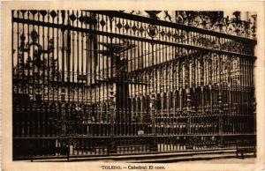CPA Toledo Catedral, El coro SPAIN (743837)