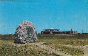Wright Memorial First Flight Boulder,  Wright Brothers National Memorial,  Ki...