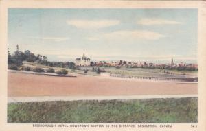 SASKATOON, Saskatchewan, Canada, 00-10s; Bessborough Hotel, Downtown
