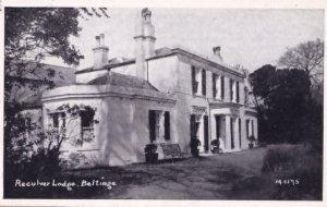 Reculver Lodge Beltinge Kent Photo Vintage Postcard