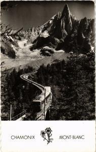 CPA  Chamonix Mont-Blanc (Haute-Savoie) (247740)