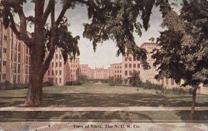 View Of Vista The N C R Company Hamilton Ohio 1912