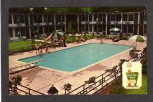 TN Holiday Inn Motel Hotel NASHVILLE TENNESSEE TENN