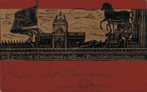 Italy Esposizione Internazionale D'Arte Della Città di Venezia 1901 - 04.29