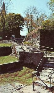 WV - Harper's Ferry, Natural Stone Steps