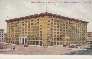 ST. LOUIS , Missouri , 1900-10s ; Butler Brothers Building