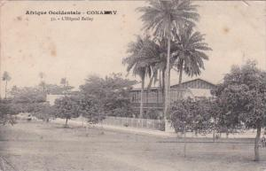 Africa Guinea Conakru L'Hopital Ballay