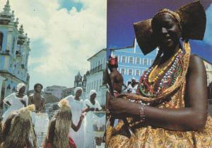 BRASIL , Salvador - BA , Candonble , 50-70s #2