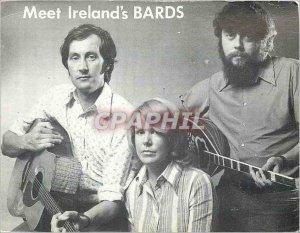 Postcard Modern Meet Ireland's Bards