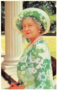 Mother Queen 80th Birthday Portrait