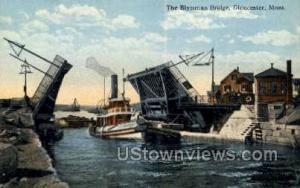 Blynman Bridge Gloucester MA Unused