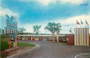 Canada, Quebec, Cap de Madeleine, Miami Motel, W. Shermer No. 33636-B