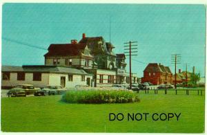 National Railway Station, Moncton, New Brunswick