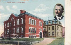 BROCKTON, Massachusetts, PU-1908; Perkins School