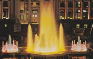 VANCOUVER, British Columbia, Canada, 1940-1960´s; Centenial Fountain