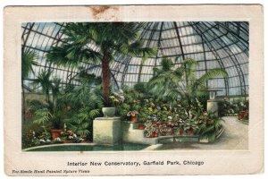 Chicago, Interior New Conservatory, Garfield Park
