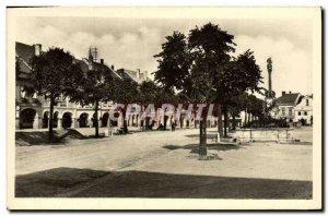 Old Postcard Letohard