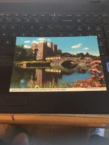 Vtg Postcard: Bunratty Castle, Between Limerick and Shannon Airport - Ireland
