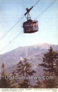 Cannon Mountain Aerial Tramway Franconia Notch NH Unused