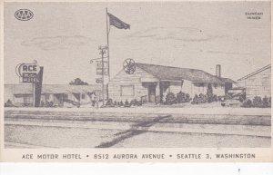 SEATTLE , Washington , 30-40s ; ACE Motor Hotel