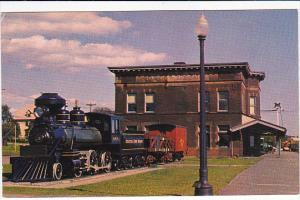 Three Spot First Locomotive To Haul Iron Ore From Iron Range at Two Harbors D...